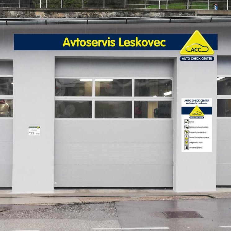 Avtoservis Leskovec